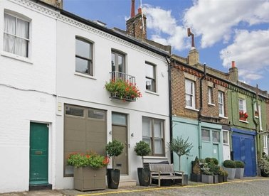 Russell Gardens Mews, London, W14