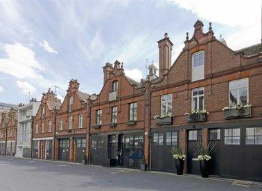 Adams Row, London, W1K