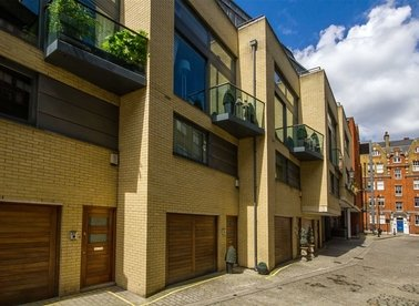 Bourlet Close, London, W1W
