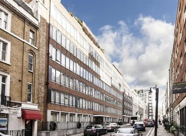 Clarges Street, London, W1J