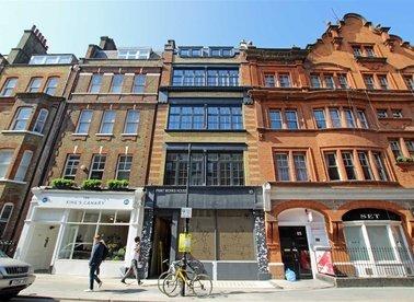 Great Titchfield Street, London, W1W