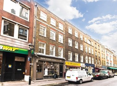 Properties to let in Litchfield Street - WC2H 9NJ view1