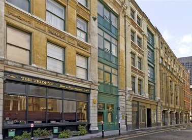 Mitre Street, London, EC3A