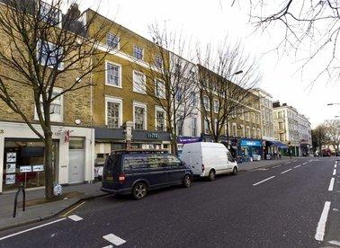 Notting Hill Gate, London, W11