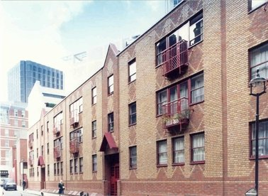 Old Pye Street, London, SW1P