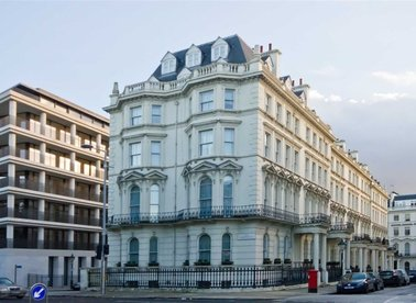 Prince Of Wales Terrace, London, W8