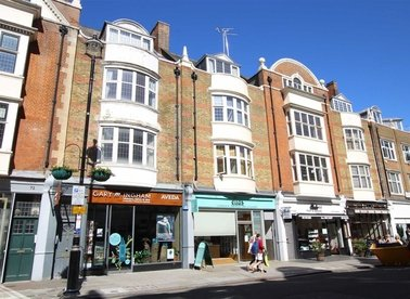 St. Johns Wood High Street, London, NW8