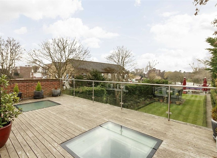 House For Sale In Albany Park Road Kingston Upon Thames