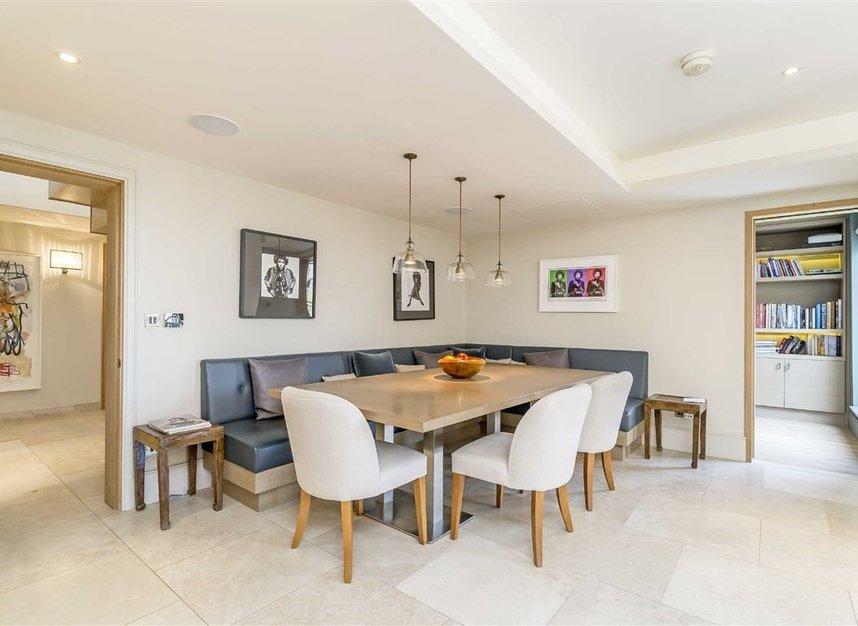 Properties for sale in Coleridge Gardens - SW10 0RD view4