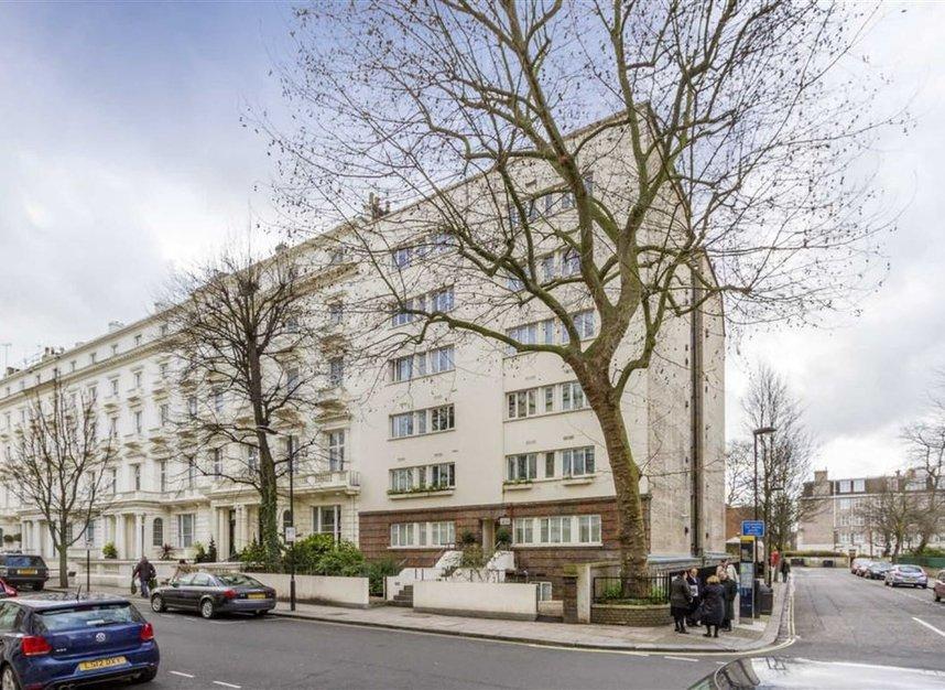 Flat For Sale In Leinster Gardens London W2 Dexters
