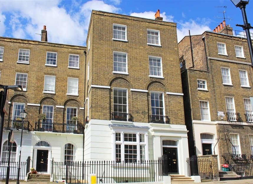 Properties for sale in Myddelton Square - EC1R 1XX view1