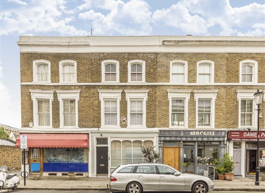 Properties for sale in Napier Road - W14 8LQ view1