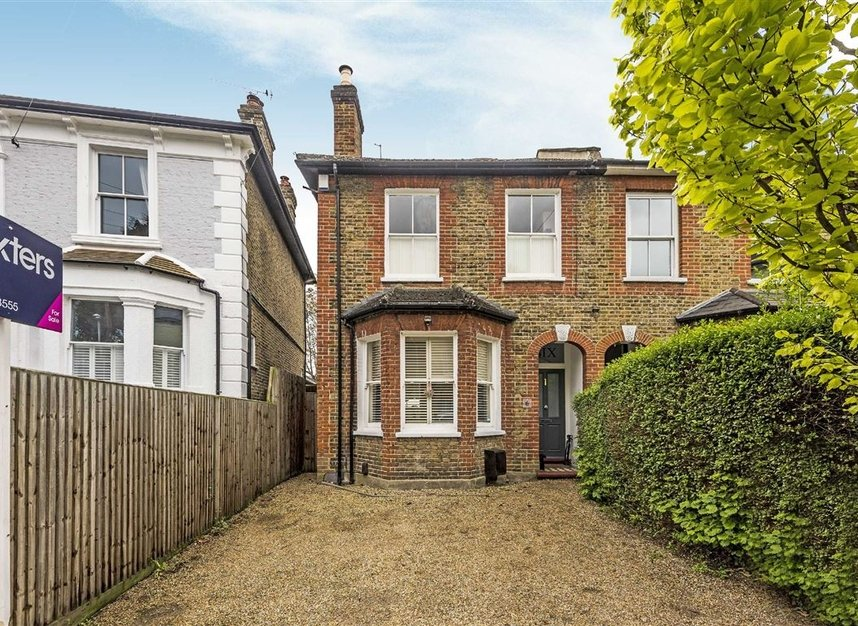 House For Sale In Palmer Crescent Kingston Upon Thames