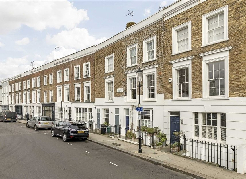 Properties for sale in Princedale Road - W11 4NL view1