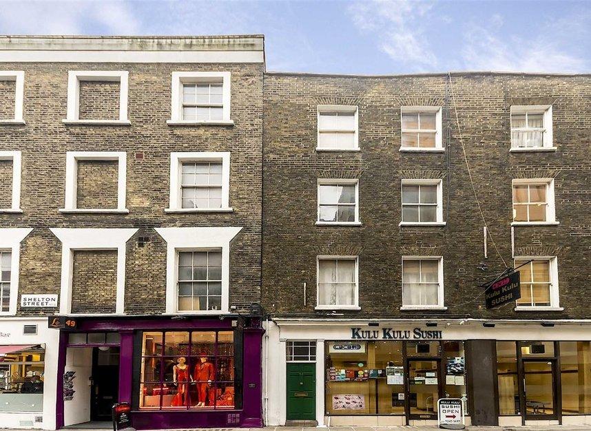 Shelton Street, London, WC2H