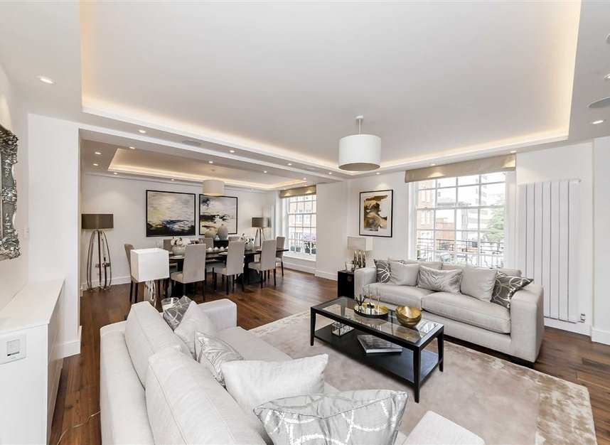 Properties for sale in South Audley Street - W1K 2QE view2