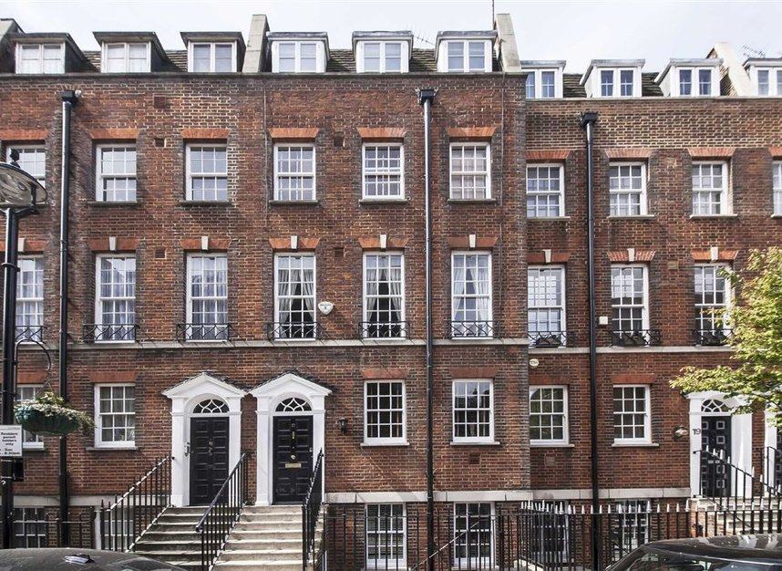 Properties for sale in Westmoreland Street - W1G 8PL view1