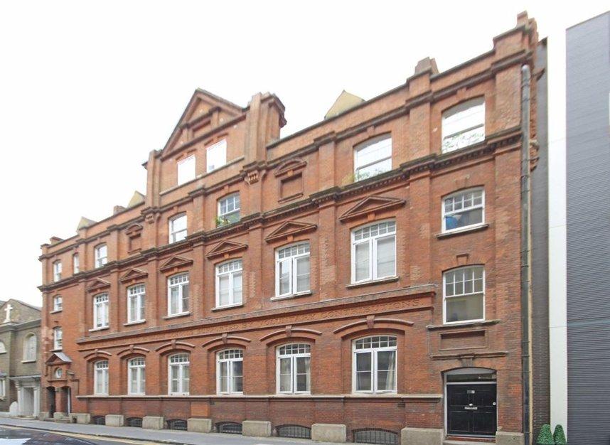 Alie Street, London, E1