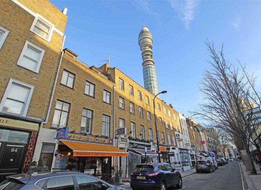 Cleveland Street, London, W1T