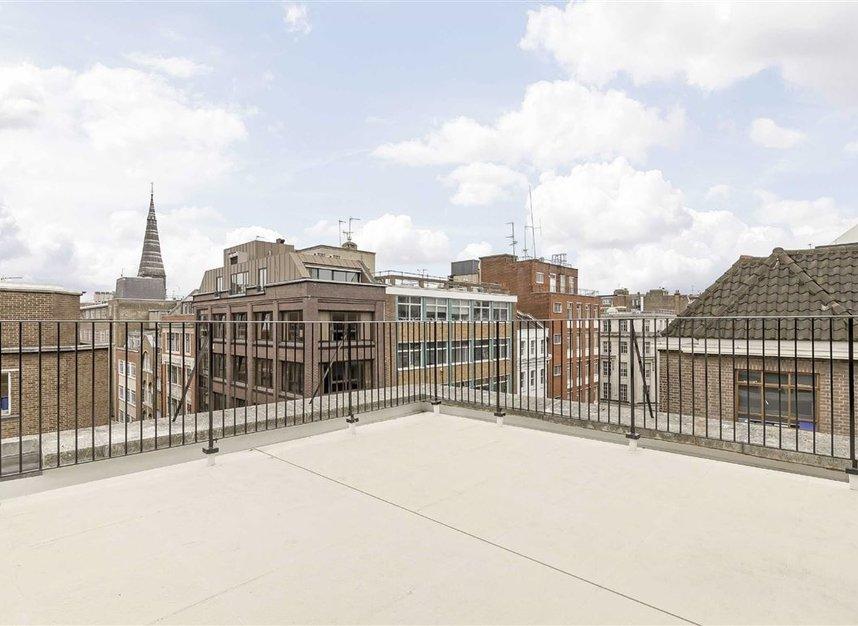 Properties to let in Great Portland Street - W1W 7JZ view2