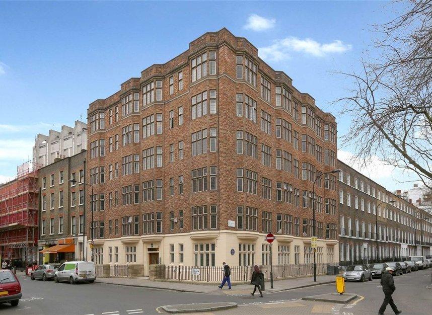 Grenville Street, London, WC1N