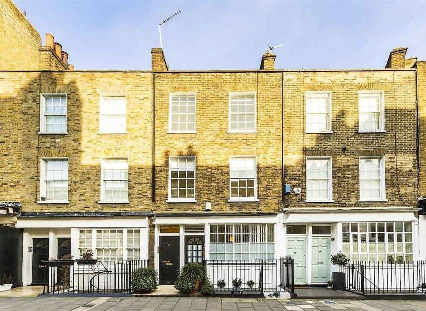 Harcourt Street, London, W1H