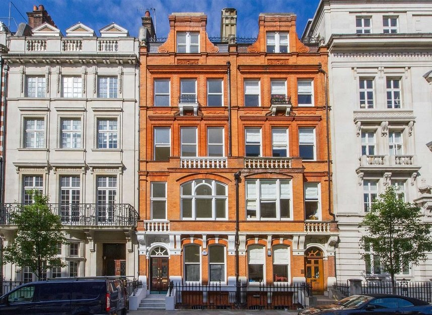 Properties to let in Harley Street - W1G 9QS view1