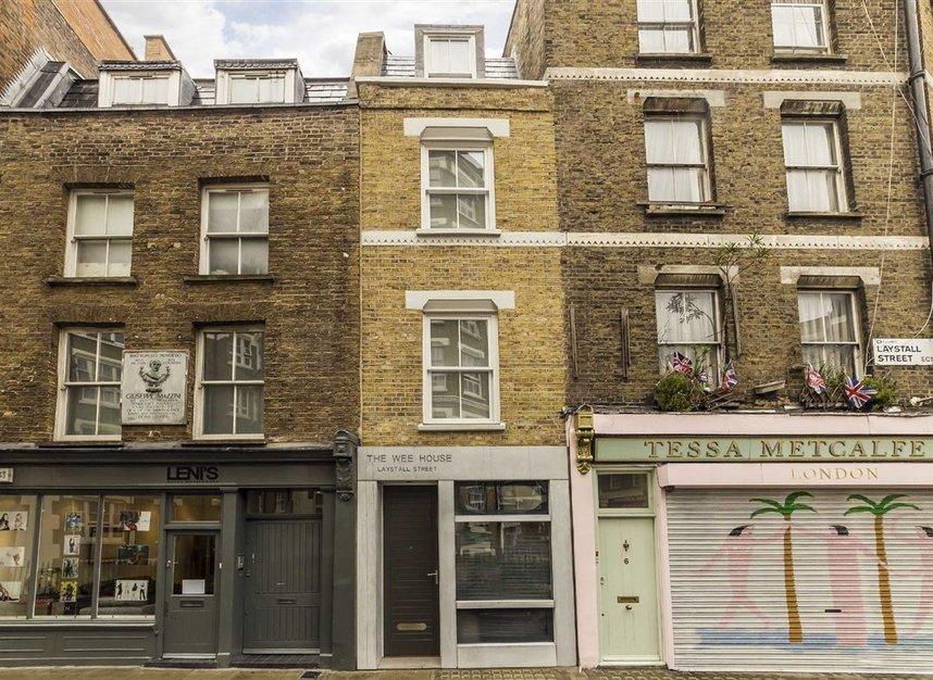 Laystall Street, London, EC1R