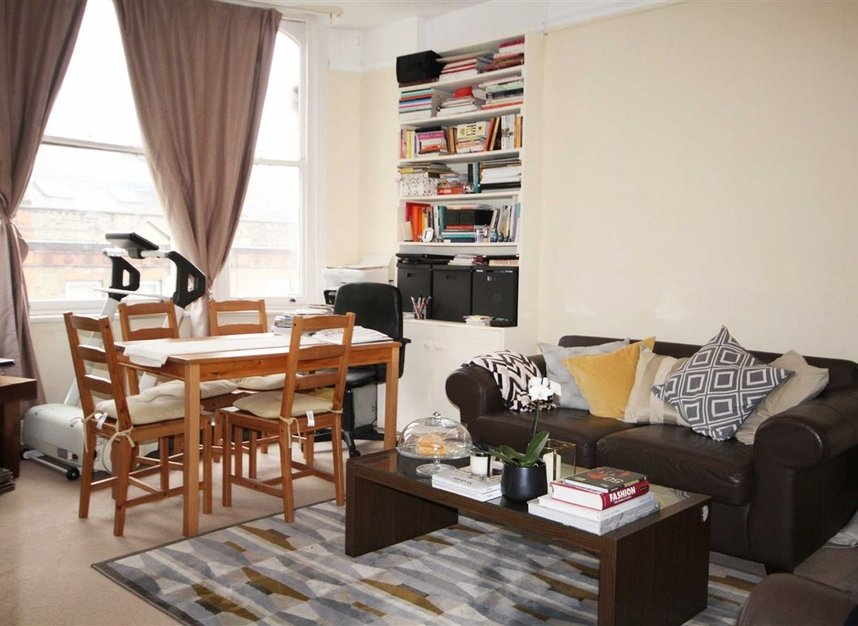flat to rent in north end crescent london w14 dexters