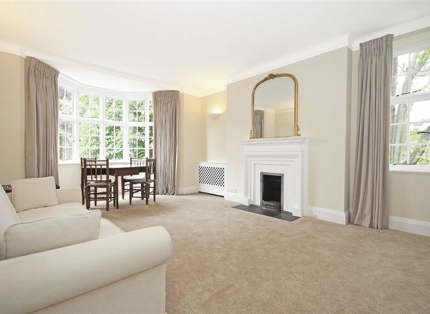 Properties to let in South Edwardes Square - W8 6HN view1
